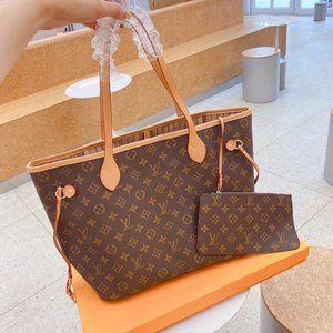 💖Louis Vuitton 💖one shoulder shopping bag mother bag